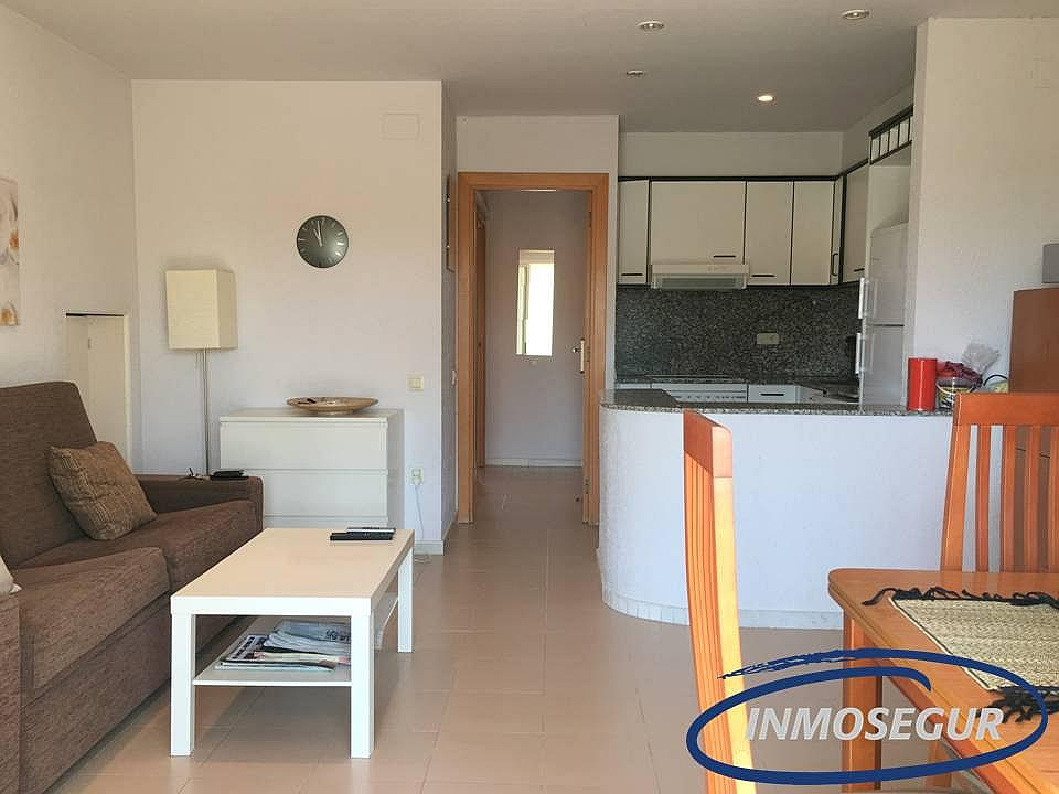 Salón - Apartamento en venta en calle Muntanyals, Pineda, La - 286241193