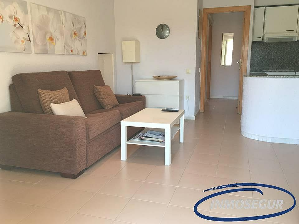 Salón - Apartamento en venta en calle Muntanyals, Pineda, La - 286241194