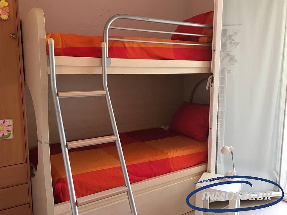 Dormitorio - Apartamento en venta en calle Muntanyals, Pineda, La - 286241276