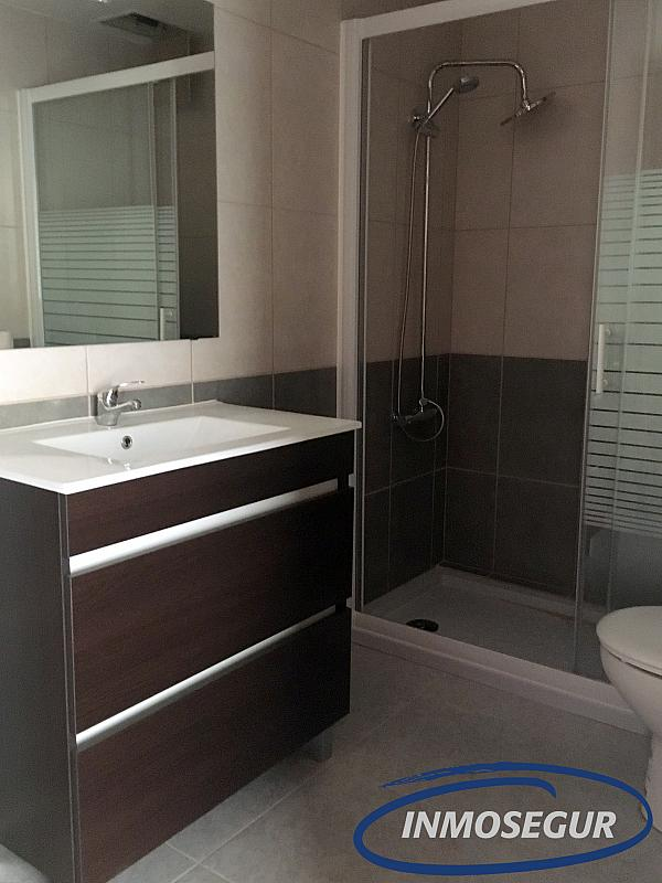 Baño - Apartamento en venta en calle Berenguer de Palou, Poble en Salou - 301814105