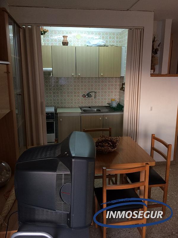 Cocina - Apartamento en venta en calle Bilbao, Paseig jaume en Salou - 315293005