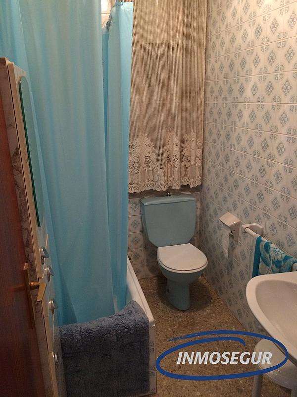 Baño - Apartamento en venta en calle Bilbao, Paseig jaume en Salou - 315293071