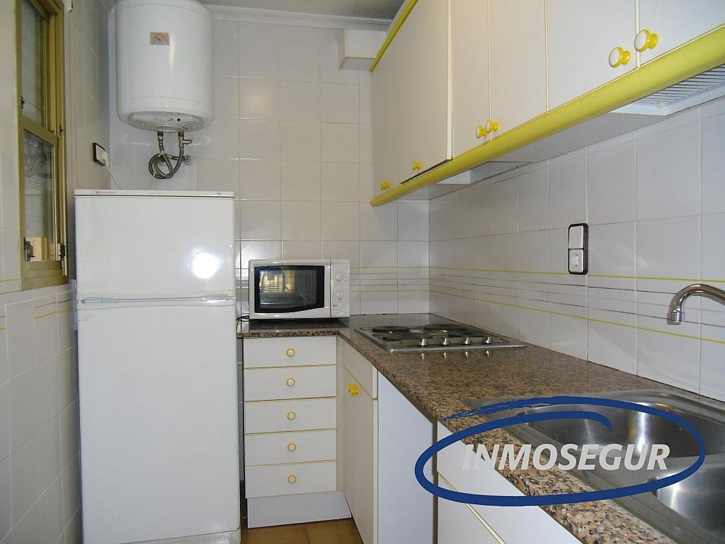 Cocina - Apartamento en venta en calle Murillo, Capellans o acantilados en Salou - 331318444