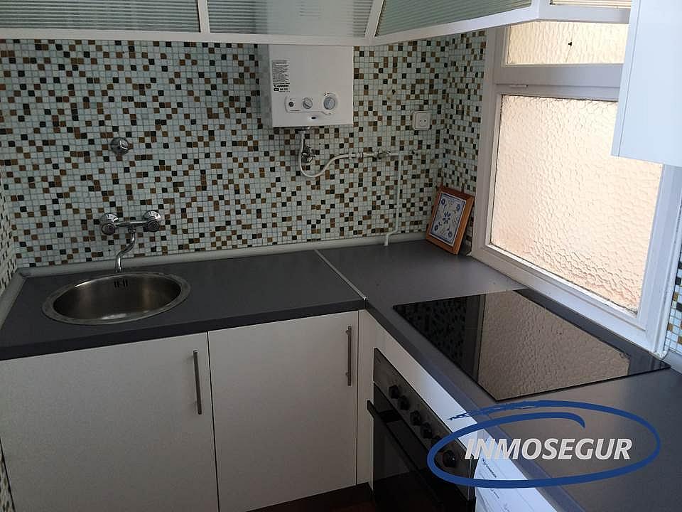 Cocina - Apartamento en venta en calle Miramar, Paseig miramar en Salou - 163930620