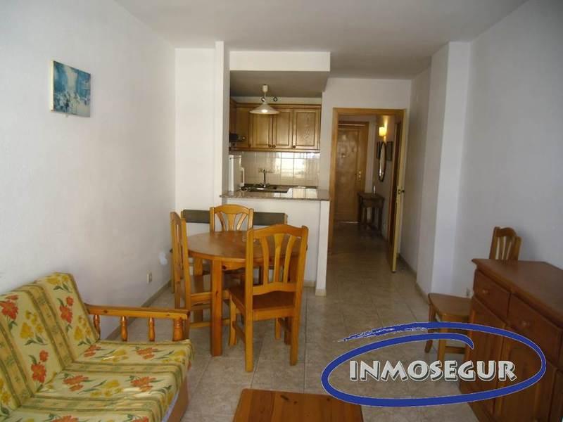 Salón - Apartamento en venta en calle Navarra, Plaça europa en Salou - 117939896
