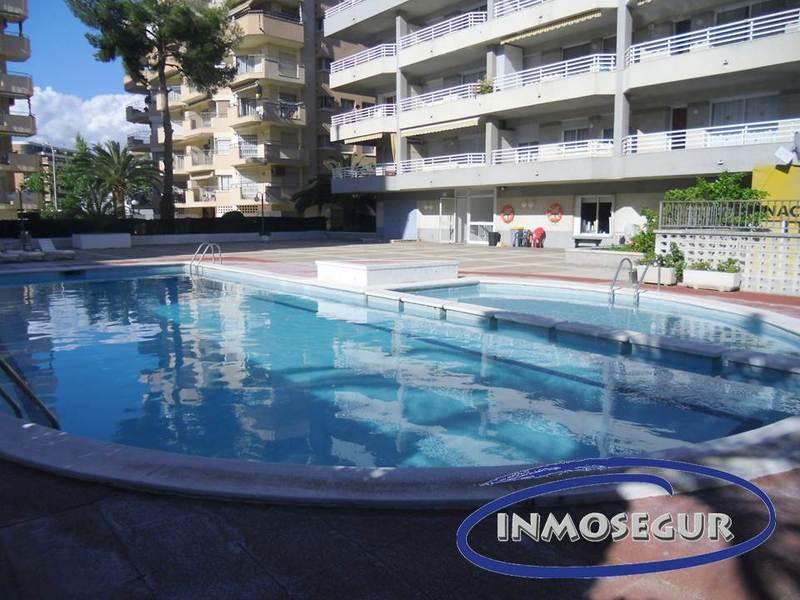 Piscina - Apartamento en venta en calle Navarra, Plaça europa en Salou - 117939901