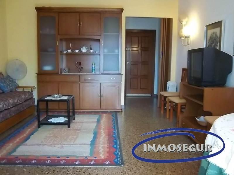 Salón - Apartamento en venta en calle Batlle Pere Molas, Plaça europa en Salou - 121090362