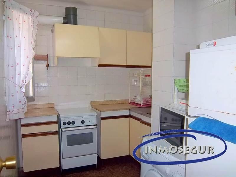 Cocina - Apartamento en venta en calle Batlle Pere Molas, Plaça europa en Salou - 121090363
