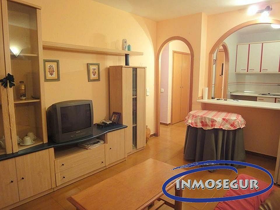 Salón - Apartamento en venta en calle Burguera, Plaça europa en Salou - 127754395