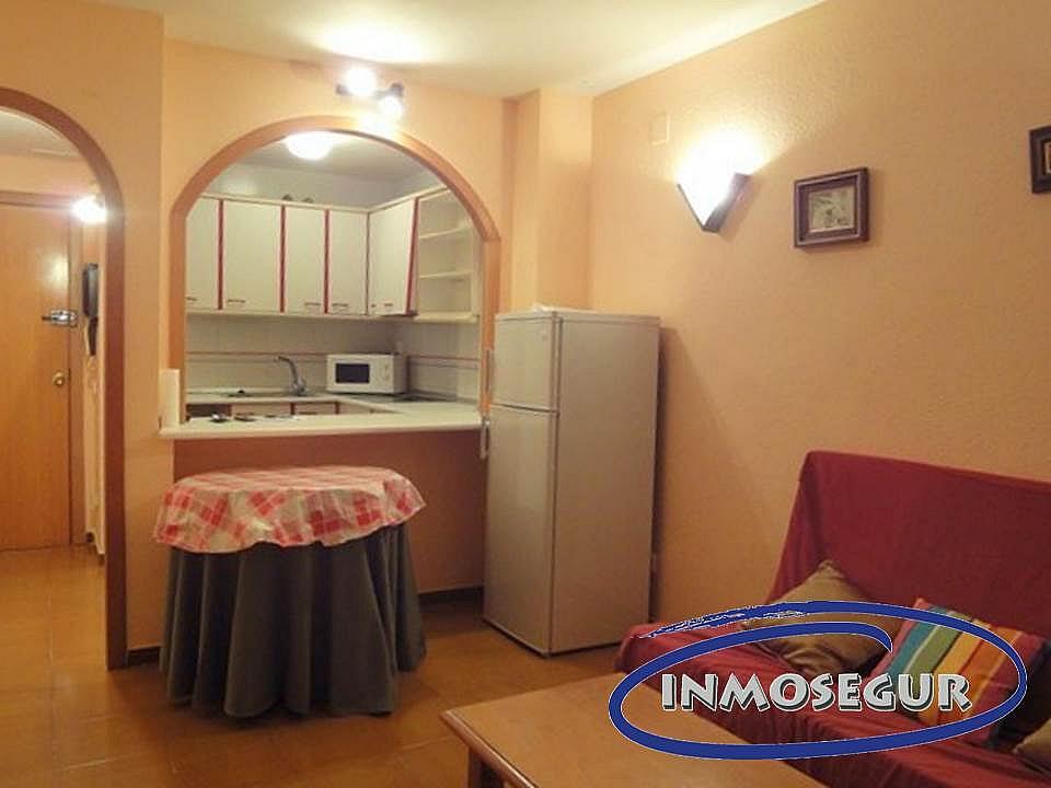 Comedor - Apartamento en venta en calle Burguera, Plaça europa en Salou - 127754396