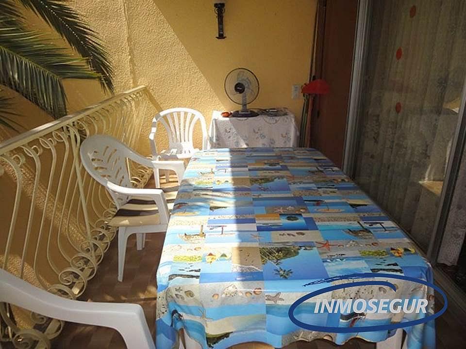 Terraza - Apartamento en venta en calle Carles Riba, Paseig jaume en Salou - 151319371