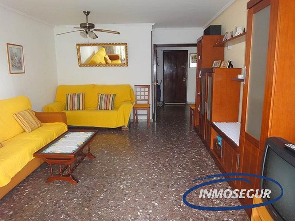 Salón - Apartamento en venta en calle Carles Riba, Paseig jaume en Salou - 151319387