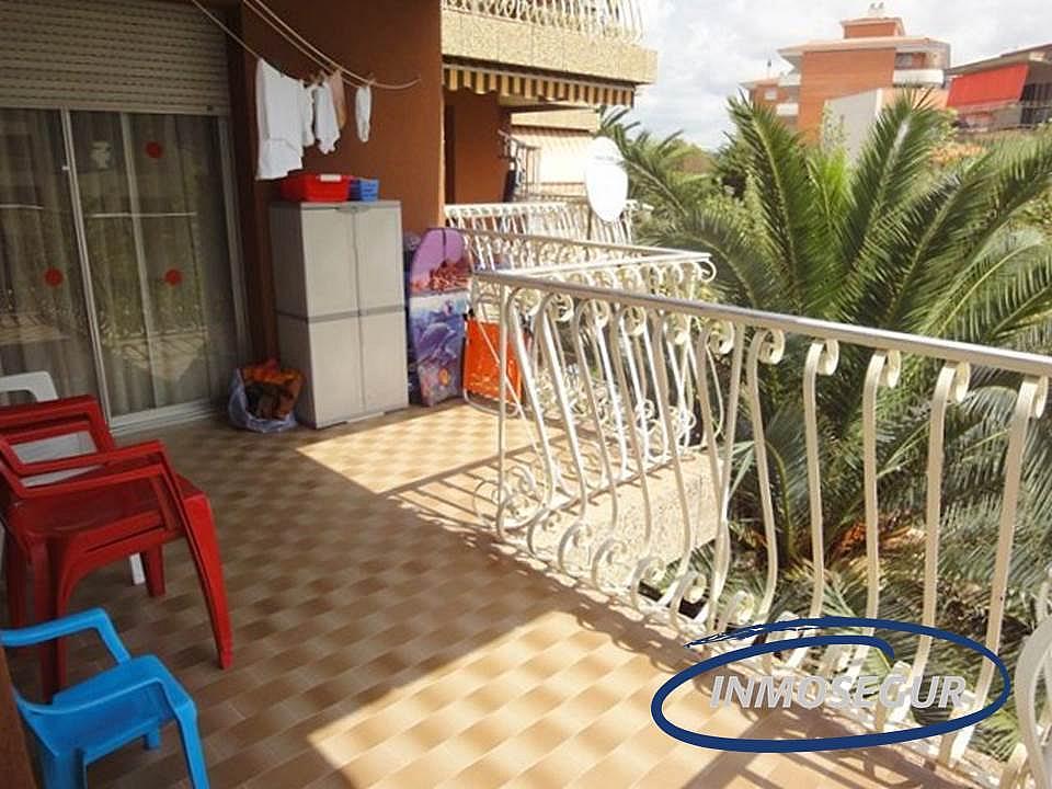 Terraza - Apartamento en venta en calle Carles Riba, Paseig jaume en Salou - 151319396