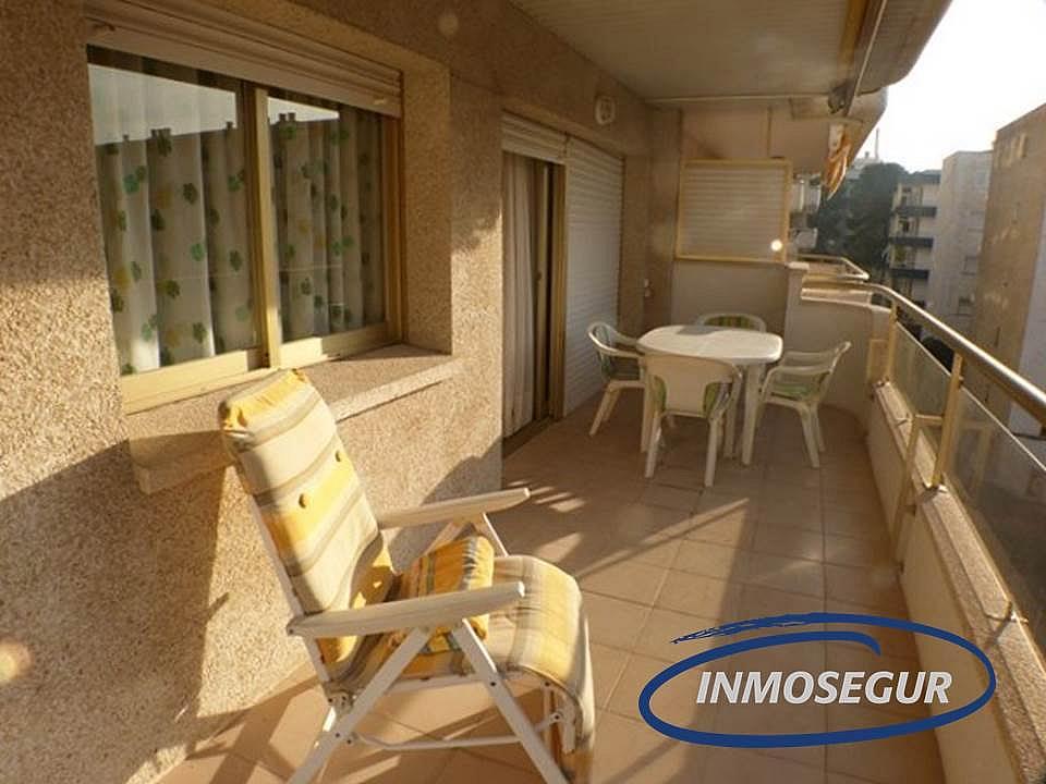 Terraza - Apartamento en venta en calle Carles Buigas, Capellans o acantilados en Salou - 166960041