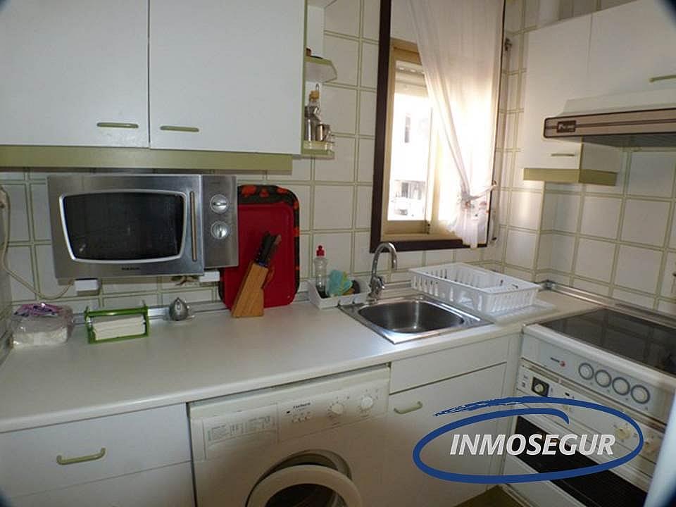 Cocina - Apartamento en venta en calle Carles Buigas, Capellans o acantilados en Salou - 166960060