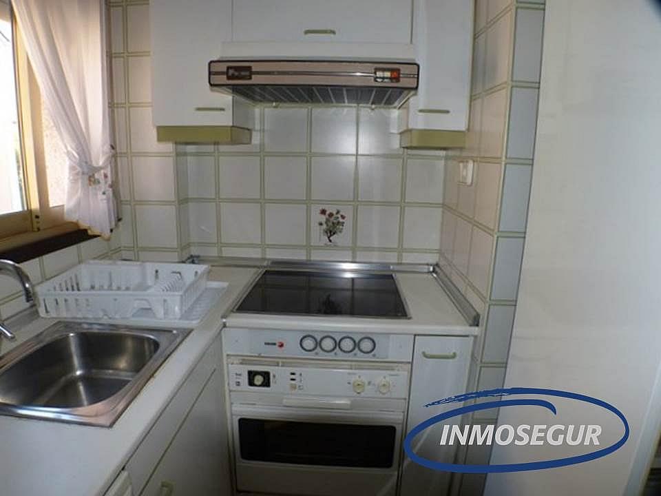 Cocina - Apartamento en venta en calle Carles Buigas, Capellans o acantilados en Salou - 166960062