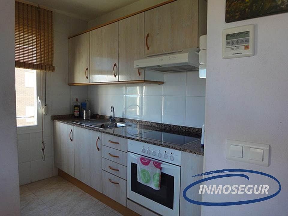 Cocina - Apartamento en venta en calle Gaià, Els Esquirols en Cambrils - 170867994