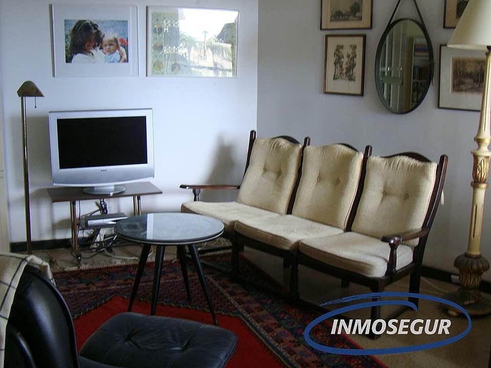 Salón - Apartamento en venta en calle Lleida, Paseig jaume en Salou - 183158056