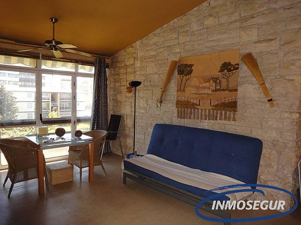 Salón - Apartamento en venta en calle Major, Paseig jaume en Salou - 188052091