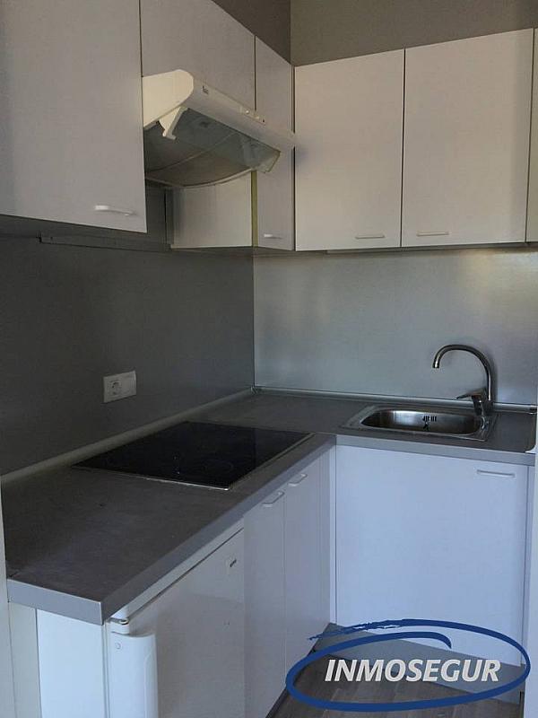 Cocina - Apartamento en venta en calle Carles Buigas, Capellans o acantilados en Salou - 190428376