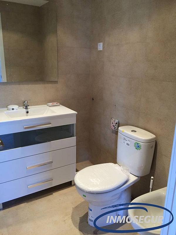 Baño - Apartamento en venta en calle Carles Buigas, Capellans o acantilados en Salou - 190428379