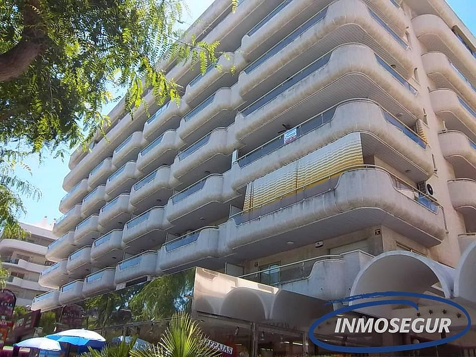 Fachada - Apartamento en venta en calle Carles Buigas, Capellans o acantilados en Salou - 190428416