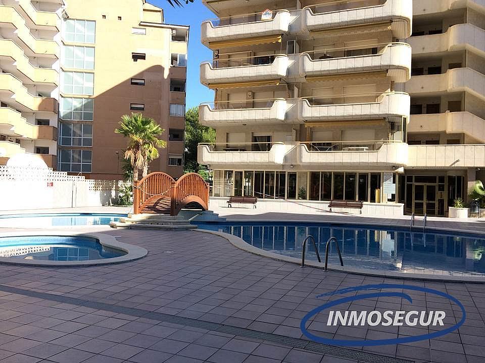 Piscina - Apartamento en venta en calle Carles Buigas, Capellans o acantilados en Salou - 213234869