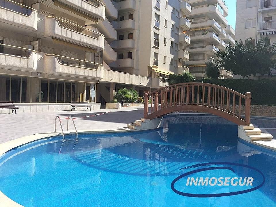 Piscina - Apartamento en venta en calle Carles Buigas, Capellans o acantilados en Salou - 213234872