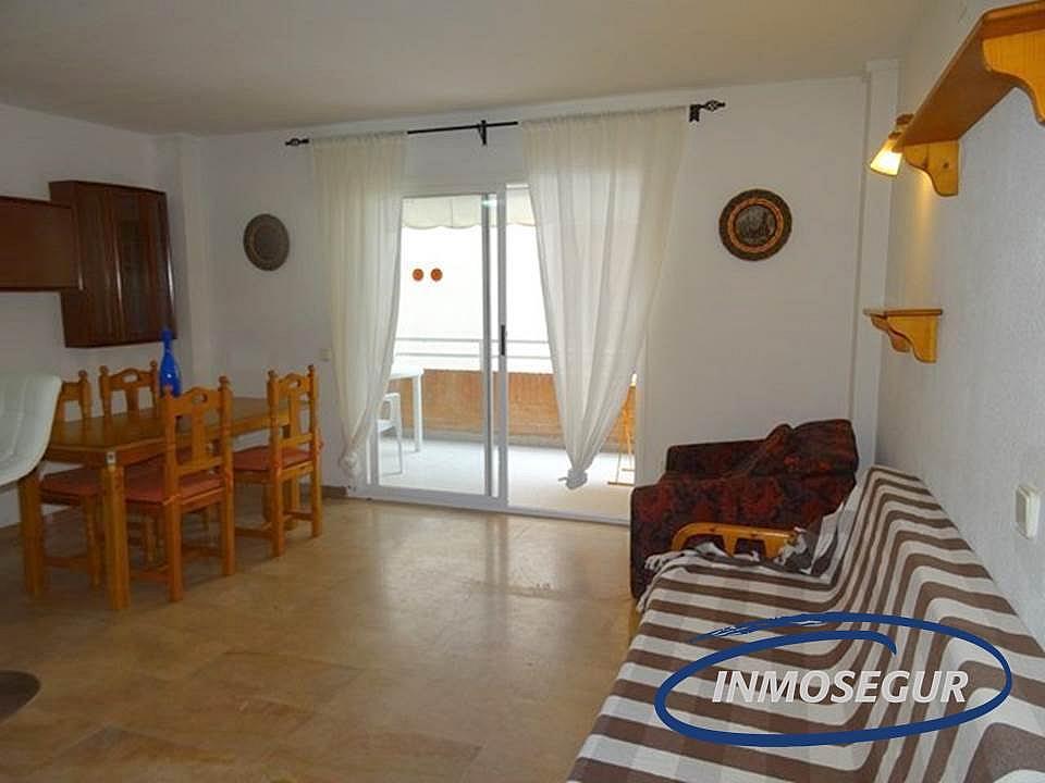 Salón - Apartamento en venta en calle Major, Paseig jaume en Salou - 204236986