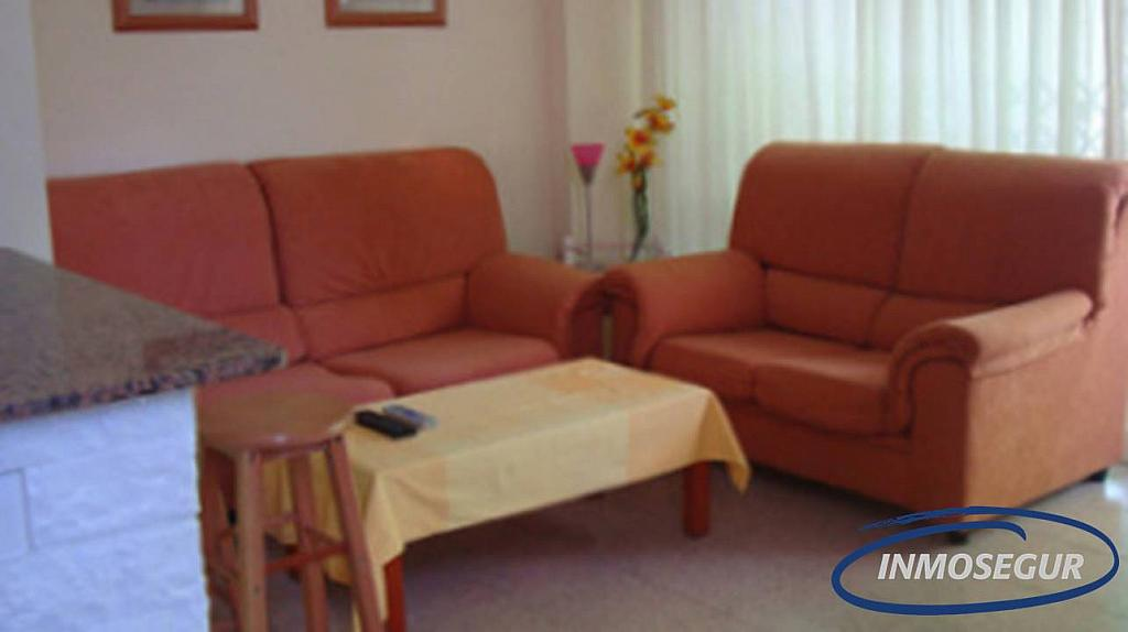 Salón - Apartamento en venta en calle Terrer, Plaça europa en Salou - 209417511