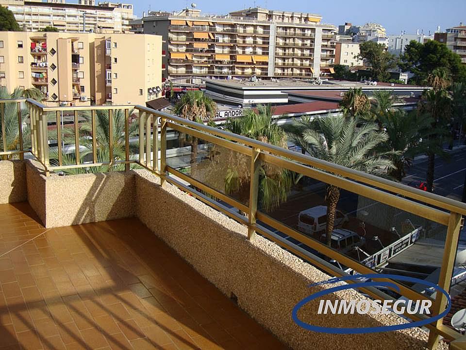 Terraza - Apartamento en venta en calle Verge del Pilar, Paseig jaume en Salou - 211588809