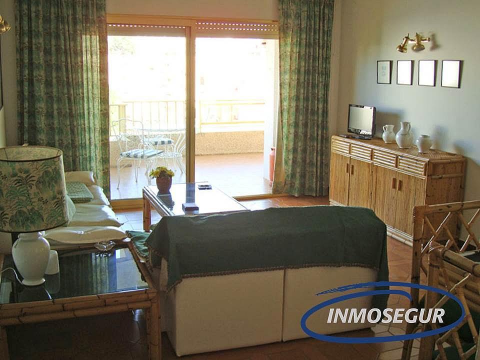 Salón - Apartamento en venta en calle Verge del Pilar, Paseig jaume en Salou - 211588815