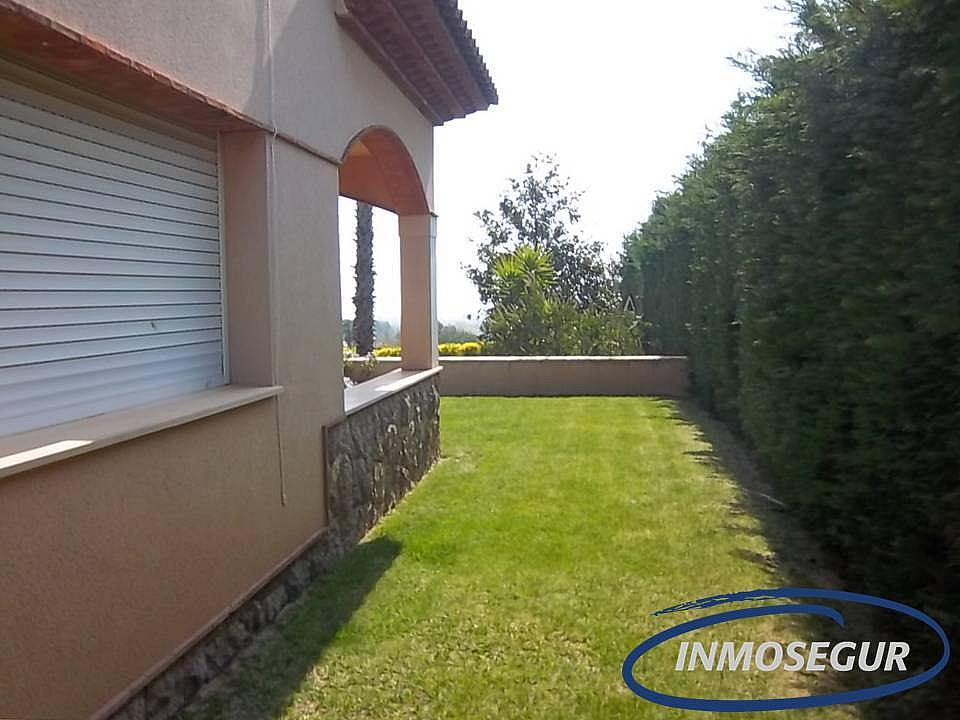 Jardín - Casa adosada en alquiler en calle Rifa, Mont-Roig del Camp - 213038681