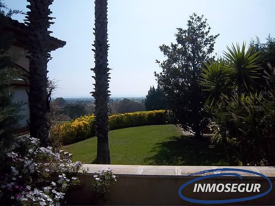 Jardín - Casa adosada en alquiler en calle Rifa, Mont-Roig del Camp - 213038682