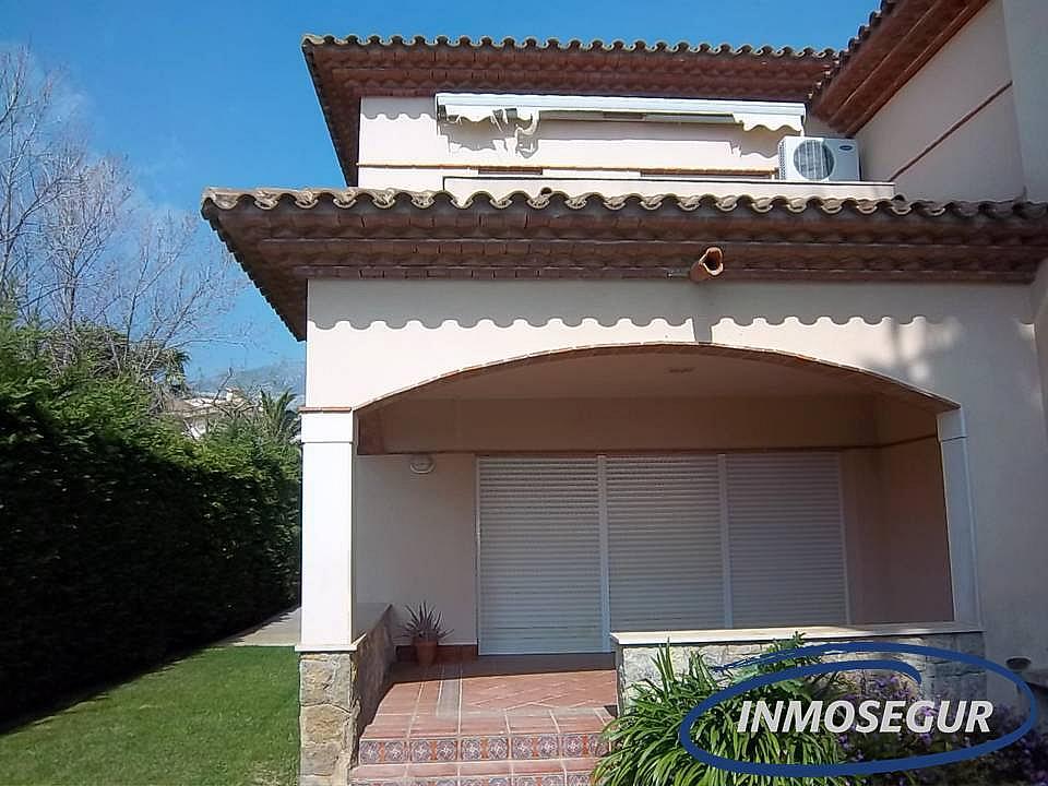 Fachada - Casa adosada en alquiler en calle Rifa, Mont-Roig del Camp - 213038684