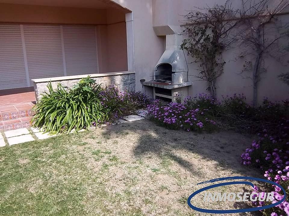 Jardín - Casa adosada en alquiler en calle Rifa, Mont-Roig del Camp - 213038687