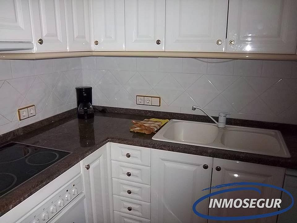 Cocina - Casa adosada en alquiler en calle Rifa, Mont-Roig del Camp - 213038689
