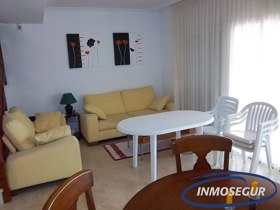 Salón - Casa adosada en alquiler en calle Rifa, Mont-Roig del Camp - 213038694