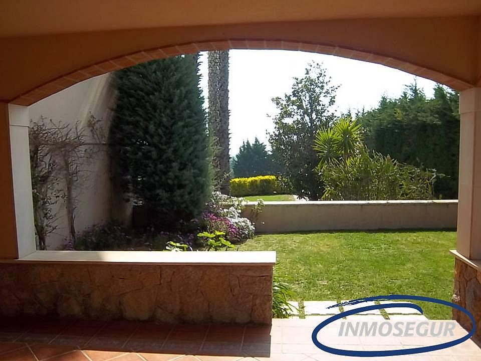 Jardín - Casa adosada en alquiler en calle Rifa, Mont-Roig del Camp - 213038695