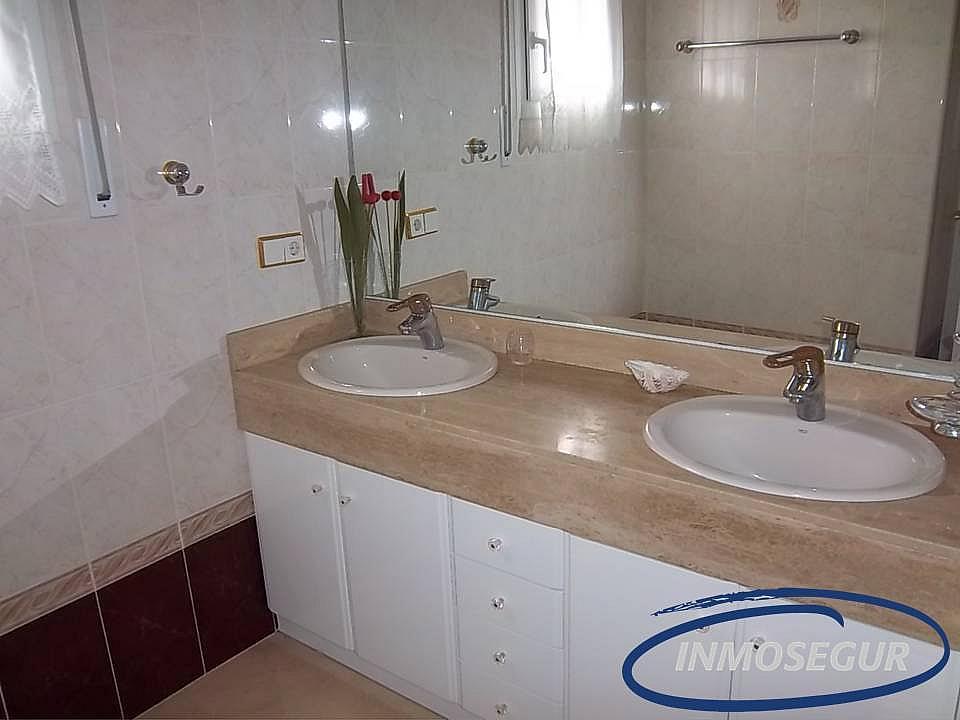 Baño - Casa adosada en alquiler en calle Rifa, Mont-Roig del Camp - 213038707