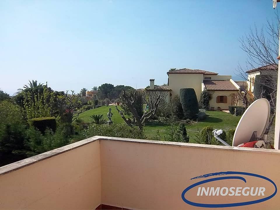 Terraza - Casa adosada en alquiler en calle Rifa, Mont-Roig del Camp - 213038715