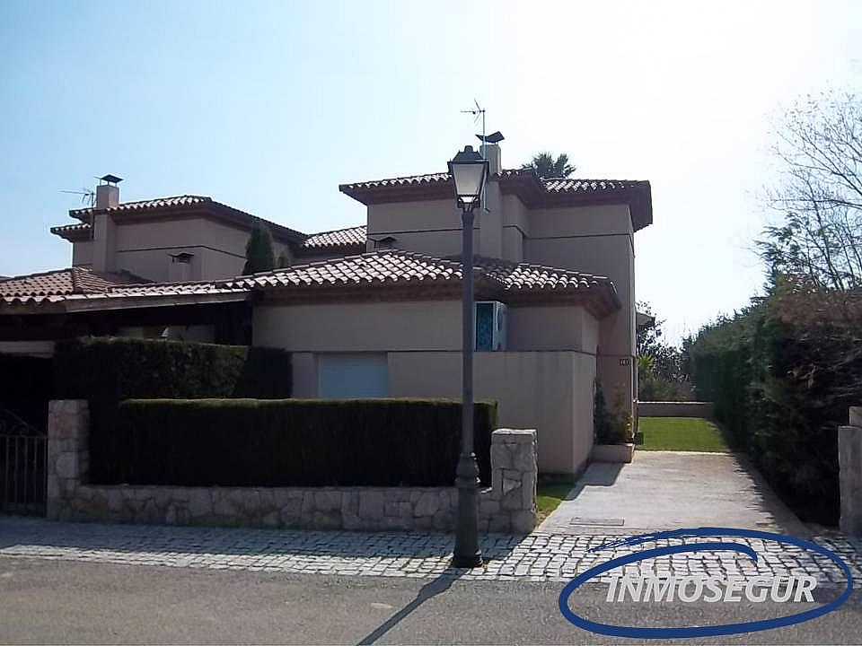 Fachada - Casa adosada en alquiler en calle Rifa, Mont-Roig del Camp - 213038722