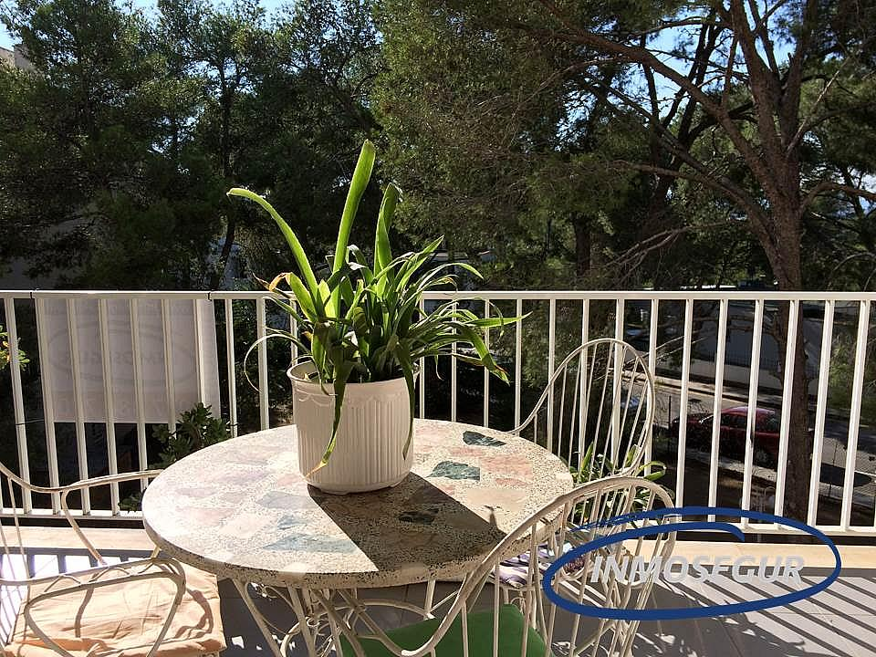 Terraza - Apartamento en alquiler en carretera Del Far, Cap salou en Salou - 213897684
