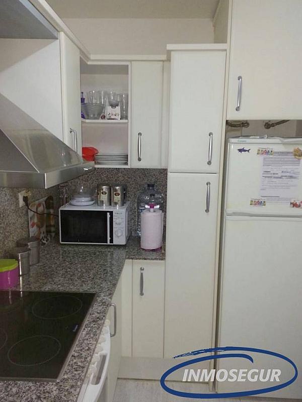 Cocina - Apartamento en venta en calle Punta del Cavall, Cap salou en Salou - 219996862