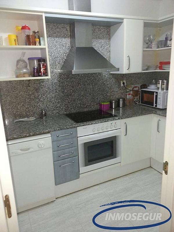 Cocina - Apartamento en venta en calle Punta del Cavall, Cap salou en Salou - 219996877