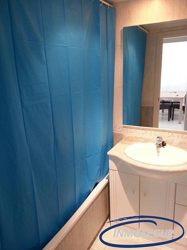 Baño - Apartamento en venta en calle Punta del Cavall, Cap salou en Salou - 220029732