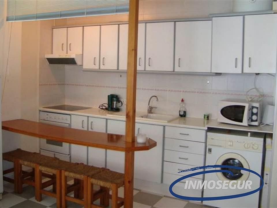 Cocina - Apartamento en venta en calle Montblanc, Capellans o acantilados en Salou - 232485340