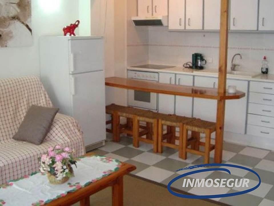 Cocina - Apartamento en venta en calle Montblanc, Capellans o acantilados en Salou - 232485362