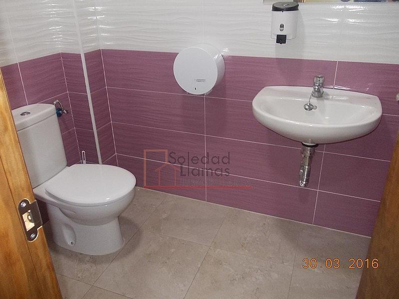 Baño - Local comercial en alquiler en calle Centro, Rota - 259913779