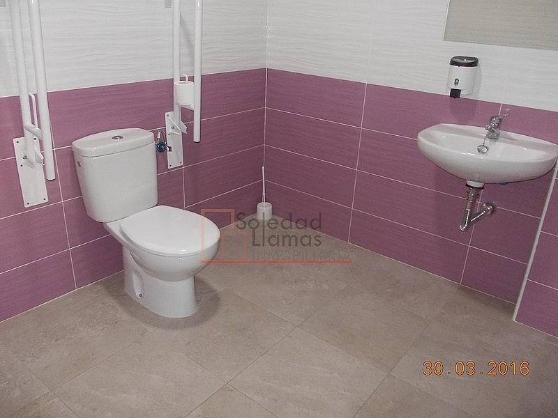 Baño - Local comercial en alquiler en calle Centro, Rota - 259913780